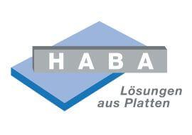 Haba Lösungen aus Platten Logo