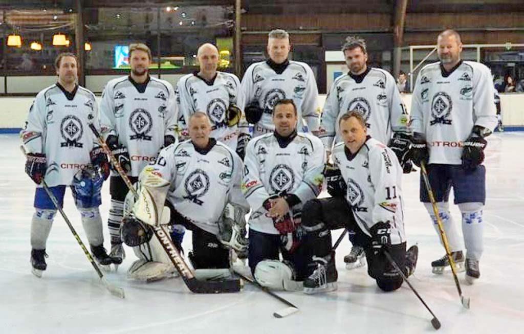 Spanga Hockey Stockholm