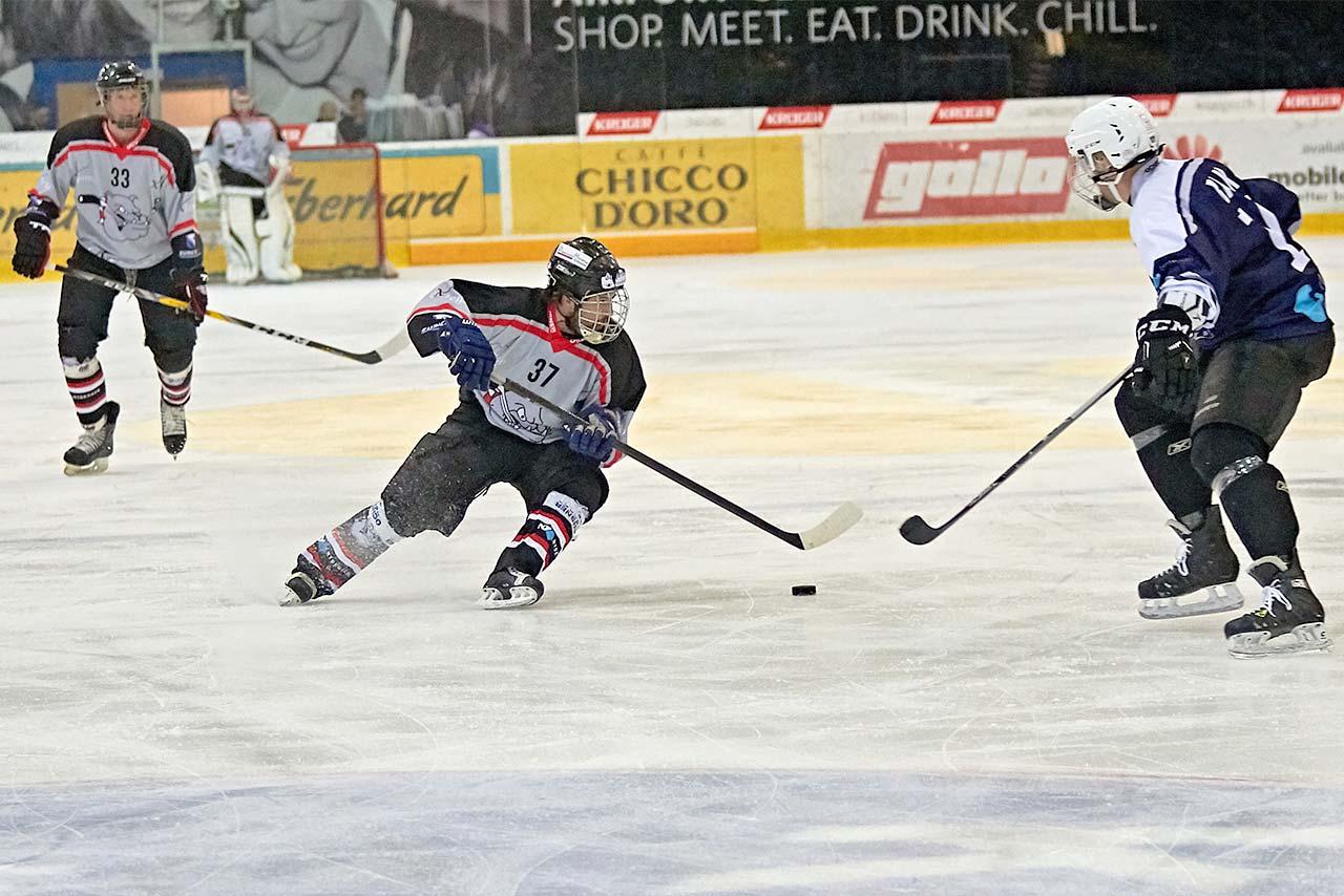 Spanga Hockey – Ice Dogs