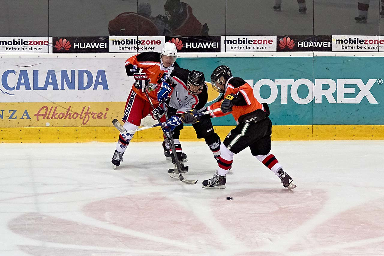 KMC Eagles – Ice Dogs